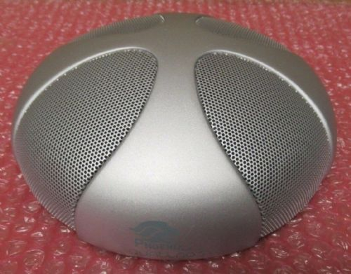 Phoenix Quattro 3 MT301 USB Silver Conference Speakerphone LED Lit Controls